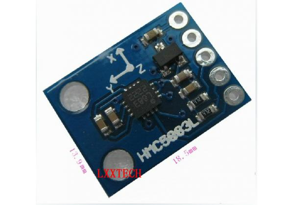 GY-273 HMC5883L module electronic compass electronic compass axis magnetic sensor module